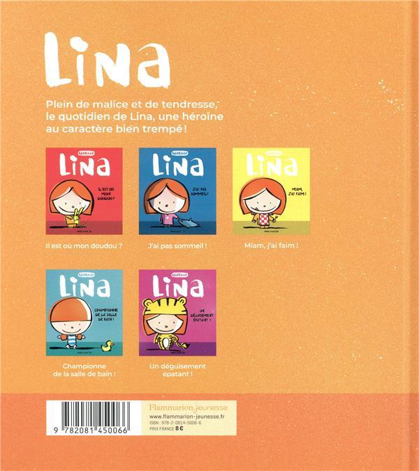 Lina T.5 ; coucou les poux !