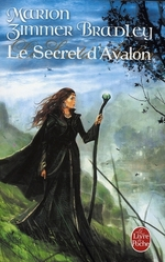 Couverture de Le secret d'avalon (le cycle d'avalon, tome 3)