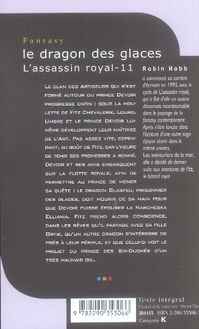 L'assassin royal T.11 ; le dragon des glaces