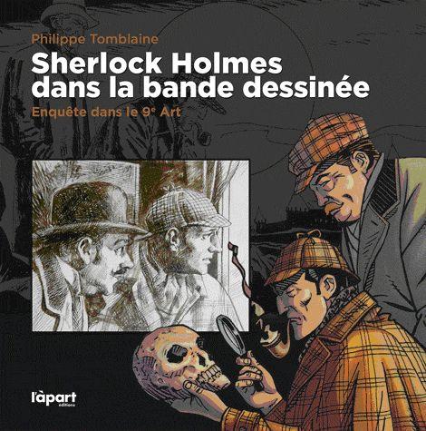Sherlock Holmes dans la BD