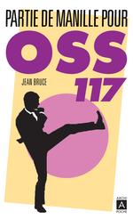 Vente EBooks : Partie de Manille pour OSS 117  - Jean Bruce