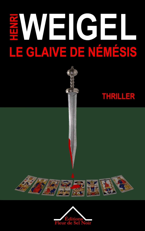 La trilogie de Némésis t.1 ; le glaive de Némésis