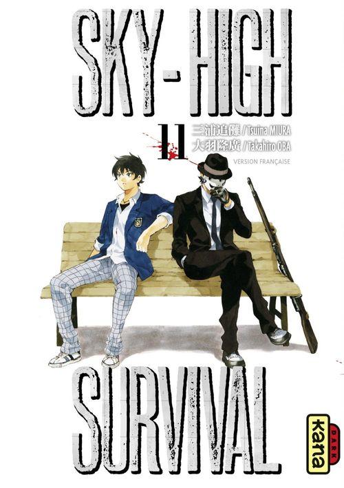 Sky-high survival T.11