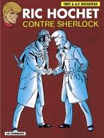 Ric Hochet - tome 44 - Ric Hochet contre Sherlock  - Duchâteau - A.P. Duchâteau
