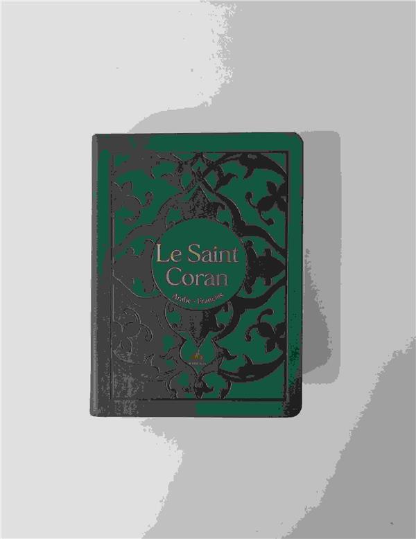 Le saint Coran et la traduction en langue française du sens de ses versets