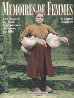 Couverture de Memoires de femmes
