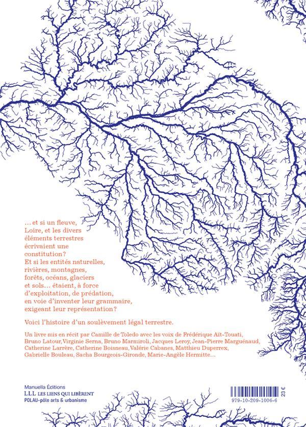 Le fleuve qui voulait écrire : les auditions du parlement de Loire