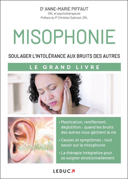 Vente EBooks : Misophonie : L'intolérance aux bruits des autres  - Anne-Marie Piffaut