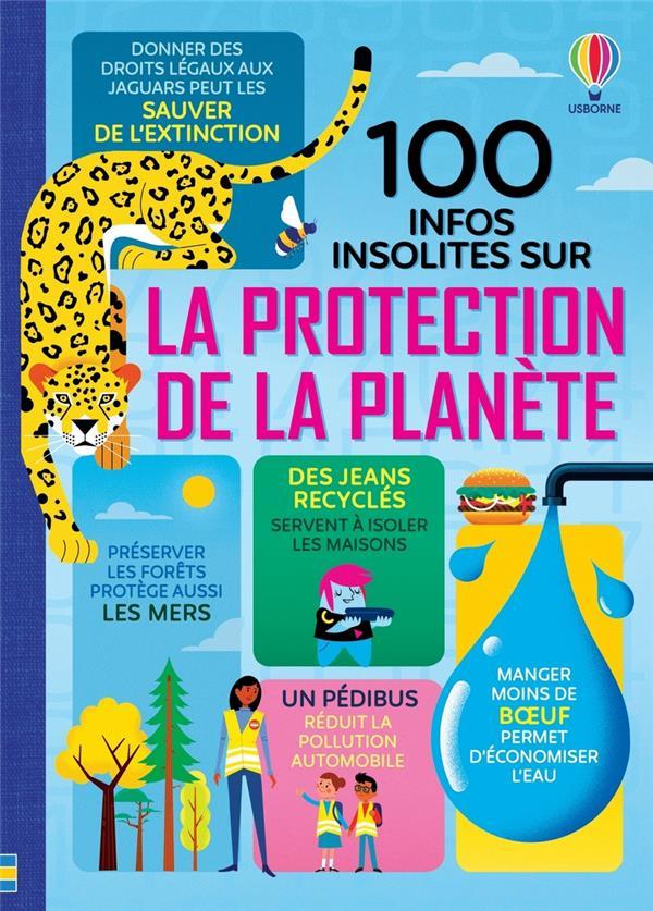 100 INFOS INSOLITES POUR SAUVER LA PLANETE