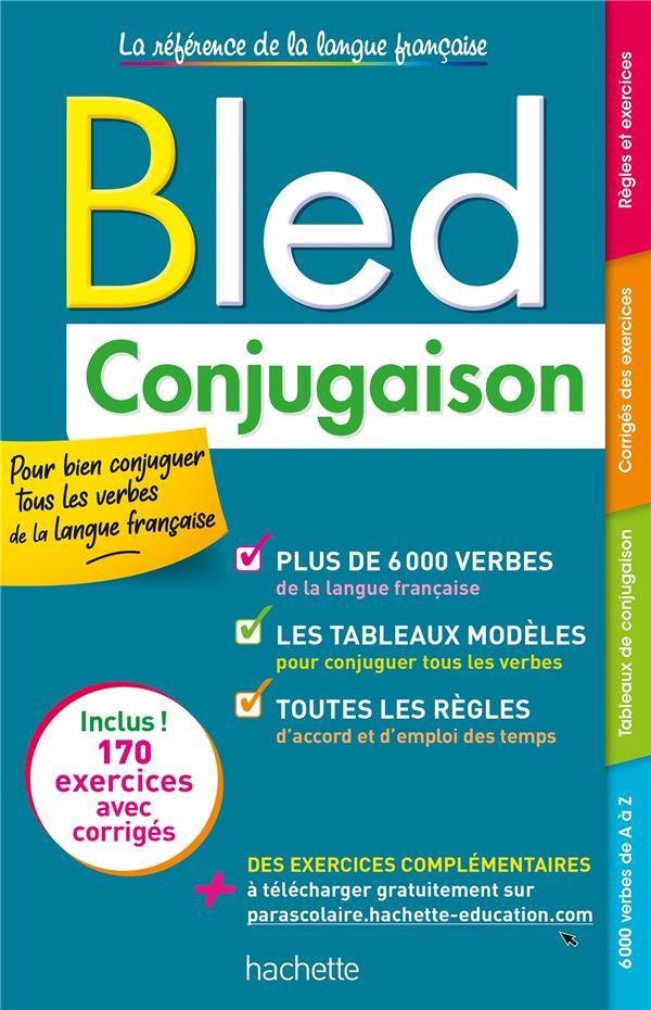 BLED ; conjugaison