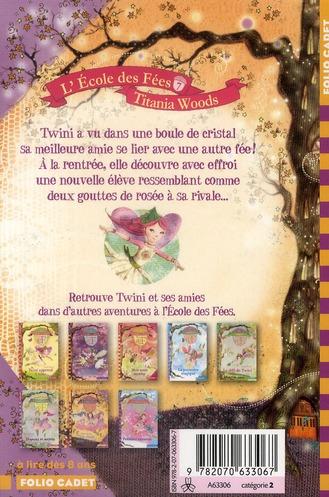 L'école des fées t.7 ; une rivale pour Twini