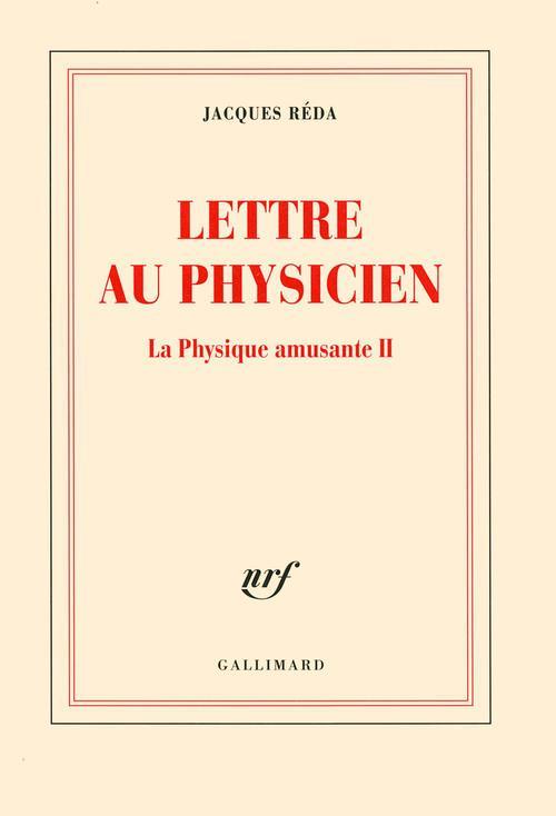 Lettre au physicien