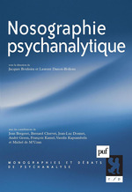 Vente EBooks : Nosographie psychanalytique  - Laurent Danon-Boileau - Jacques Bouhsira - Claude Janin