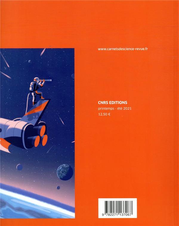 CARNETS DE SCIENCE ; LA REVUE DU CNRS n.10