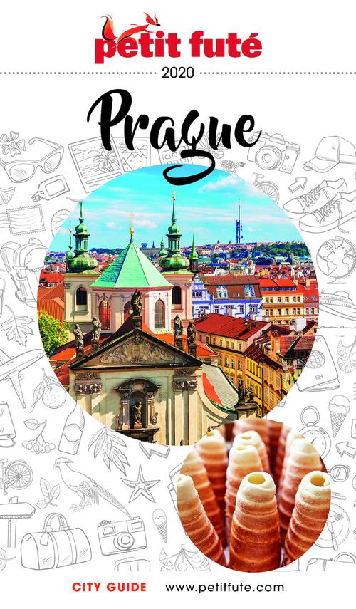 GUIDE PETIT FUTE ; COUNTRY GUIDE ; Prague (édition 2020)