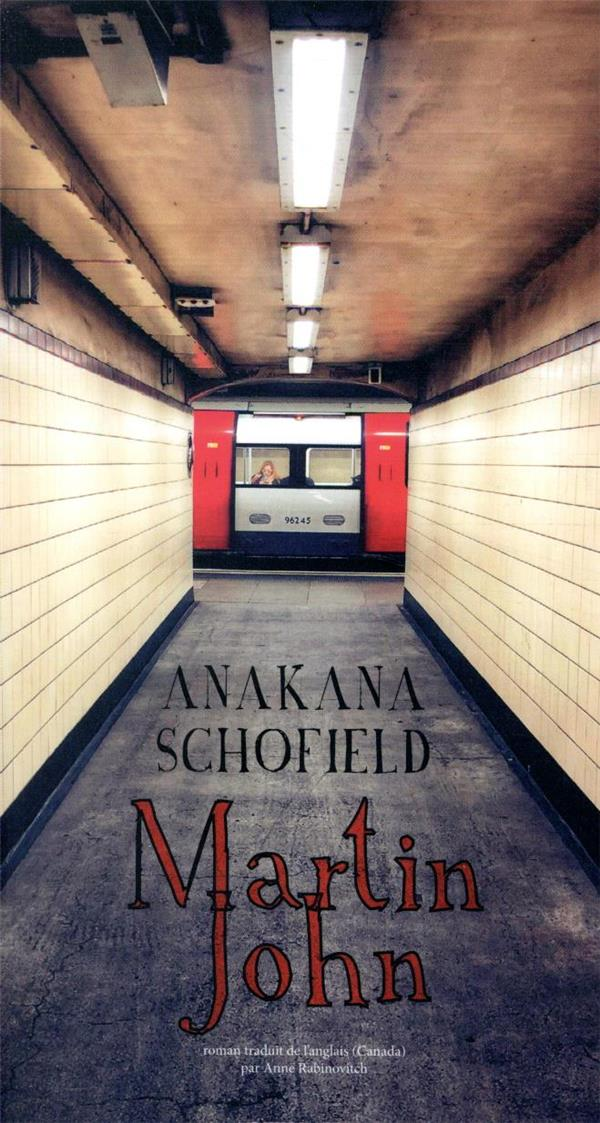 MARTIN JOHN SCHOFIELD, ANAKANA