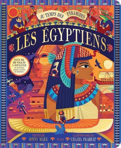 Les Egyptiens ; plus de 80 volets à soulever et d'autres rabats cachés en dessous !
