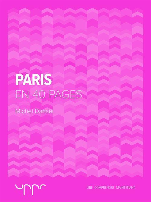 Paris en 40 pages