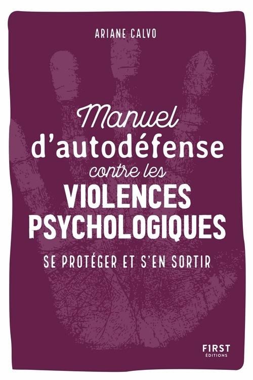 manuel d'auto-défense contre les violences psychologiques