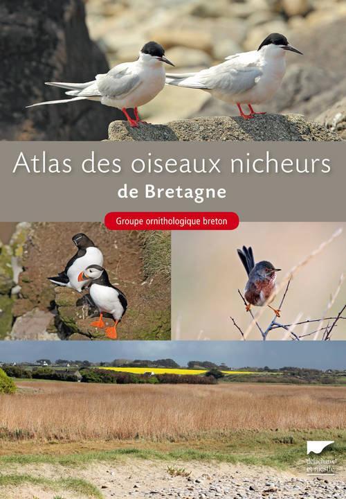 Atlas des oiseaux nicheurs de Bretagne