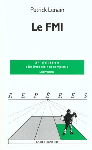 Le f.m.i. ; edition 2002