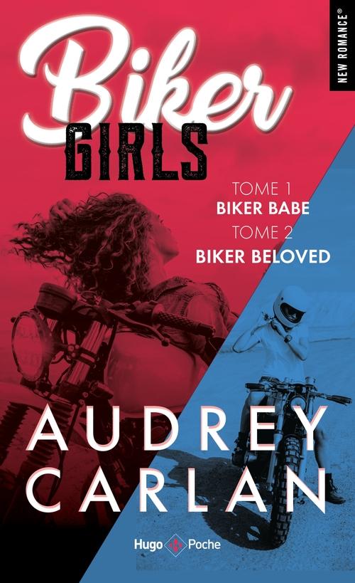Biker girls ; INTEGRALE T.1 ET T.2 ; biker Babe ; biker Beloved