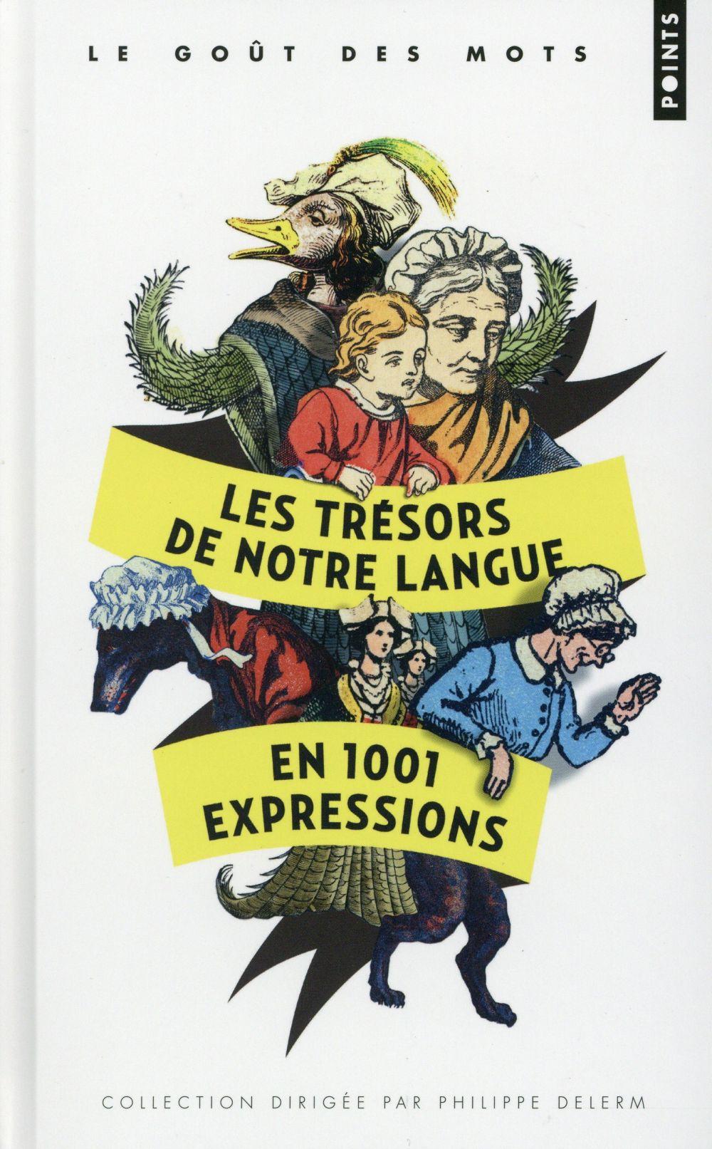 Les trésors de notre langue en 1001 expressions