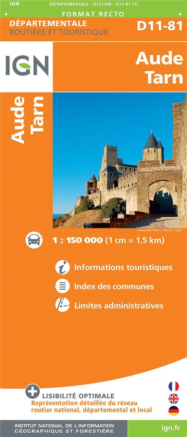 D721308 ; Aude, Tarn