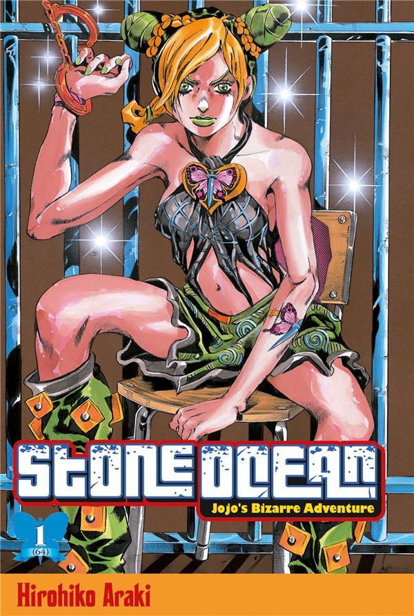 Jojo'S Bizarre Adventure - Saison 6 ; Stone Ocean T.1