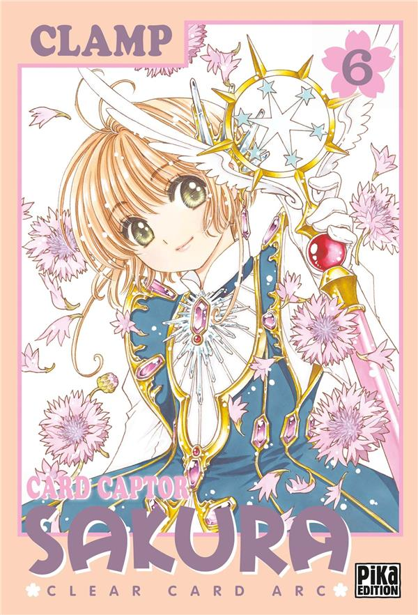 Card captor Sakura - clear card arc T.6