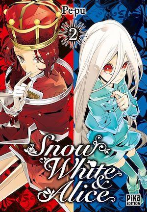 Vente EBooks : Snow White & Alice T.2  - Pepu