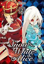 Vente EBooks : Snow White & Alice T02  - Pepu