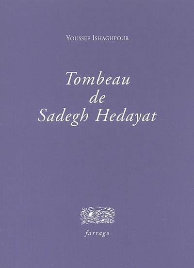 Tombeau de Sadegh Hedayat