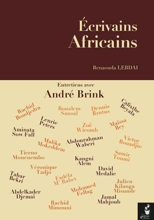 écrivains africains (francophones / anglophones) ; paroles