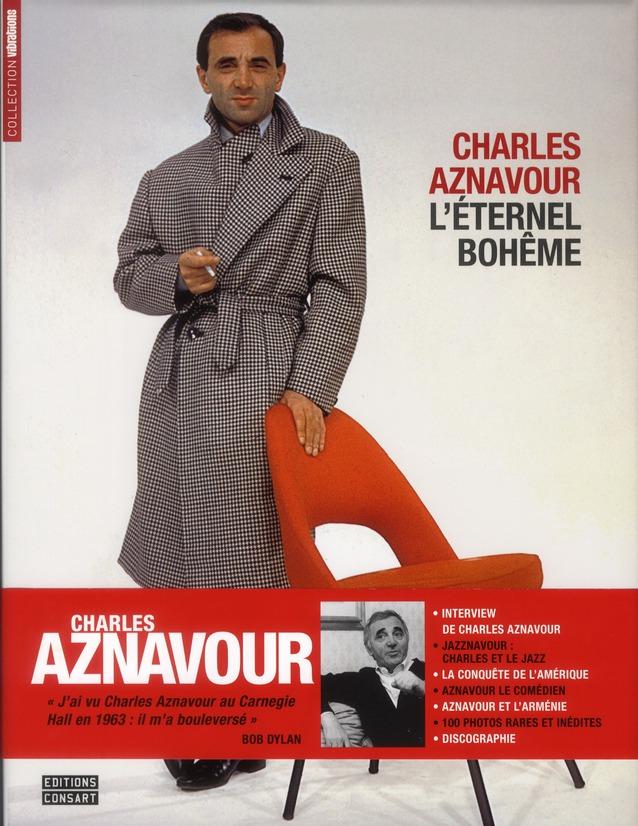 Charles Aznavour, l'éternel bohême