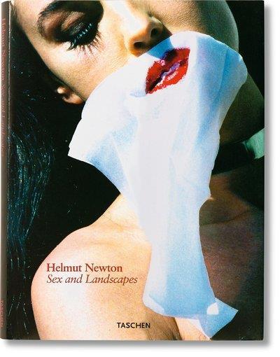 Helmut Newton ; sex and lanscape