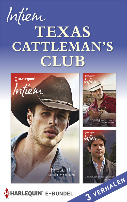 Texas Cattleman's Club (3-in-1)