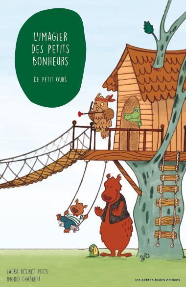 L'imagier de petits bonheurs de petit ours