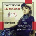 Vente AudioBook : Le joueur  - Fiodor Dostoïevski
