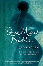 Vente Livre Numérique : One Man's Bible  - Gao Xingjian
