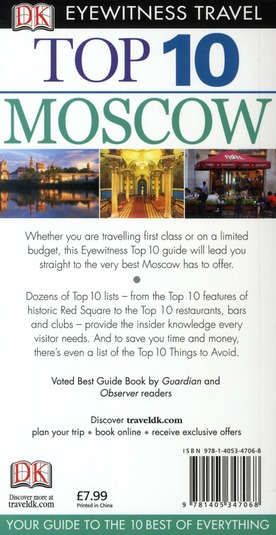 TOP 10 ; MOSCOW