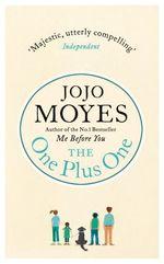 Vente Livre Numérique : The One Plus One  - Jojo Moyes