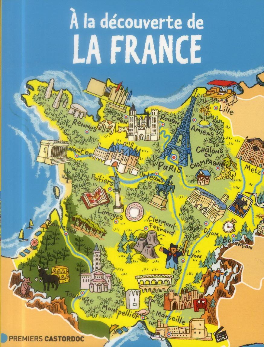 à la découverte de la France
