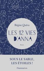 Vente Livre Numérique : Les 12 vies d'Anna  - Régine Quéva