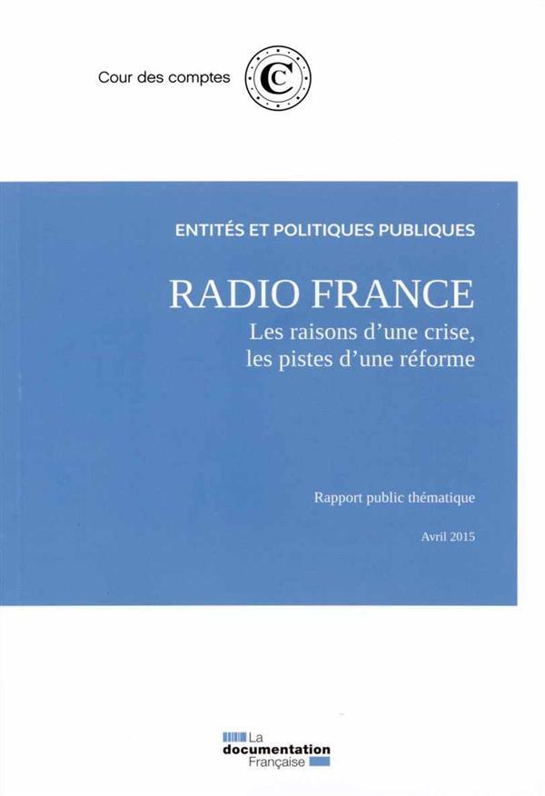 Radio France, un modèle à reconstruire