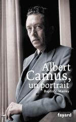 Vente Livre Numérique : Albert Camus, un portrait  - Baptiste-marrey