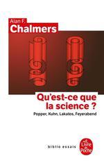 Qu'est-ce que la science ? Popper, Kuhn, Lakatos, Feyerabend