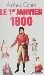 Le Premier janvier 1800