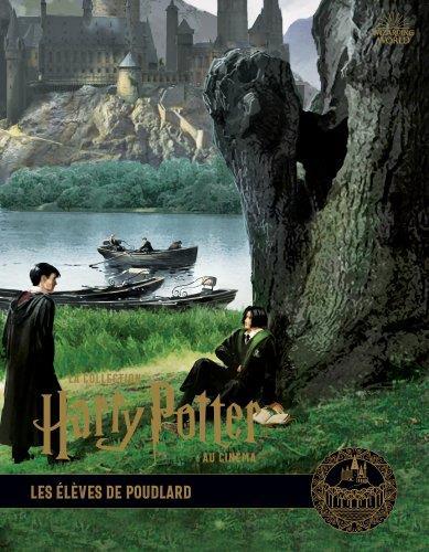 La collection Harry Potter au cinéma T.4 ; les élèves de Poudlard