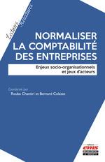 Vente EBooks : Normaliser la comptabilité des entreprises  - Bernard COLASSE - Rouba Chantiri